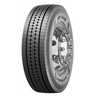 568905 Шина 385/65R22,5 160K158L SP346 3PSF (Dunlop). Фото 1