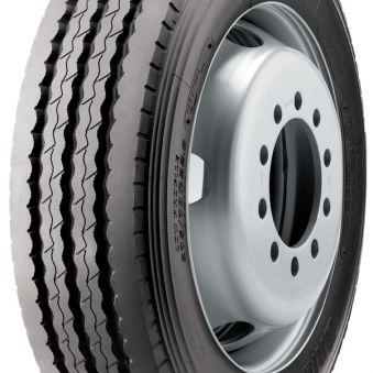 Bridgestone R168 385/65 22,5 160K. Фото 1
