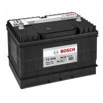0092T30520 Аккумулятор 105Ah-12v BOSCH (T3052) (330x172x240),L,EN800 клеммы по центру