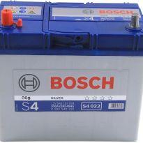 0092S40220 Аккумулятор 45Ah-12v BOSCH (S4022) (238x129x227),L,EN330 (Азия) тонк.клеммы