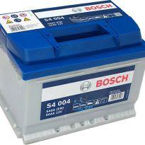0092S40040 Аккумулятор 60Ah-12v BOSCH (S4004) (242x175x175),R,EN540