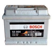 0092S50040 Аккумулятор 61Ah-12v BOSCH (S5004) (242x175x175),R,EN600