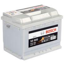 0092S50050 Аккумулятор 63Ah-12v BOSCH (S5005) (242x175x190),R,EN610