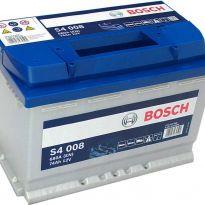 0092S40080 Аккумулятор 74Ah-12v BOSCH (S4008) (278x175x190),R,EN680