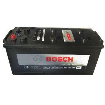 0092T30790 Аккумулятор 180Ah-12v BOSCH (T3079) (513x223x223),полярность прямая (4),EN1100. Фото 1