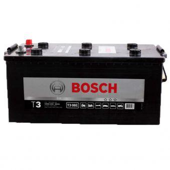 0092T30810 Аккумулятор 220Ah-12v BOSCH (T3081) (518x291x242),полярность обратная (3),EN1150. Фото 1