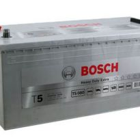 0092T50800 Аккумулятор 225Ah-12v BOSCH (T5080) (518x276x242),L,EN1150