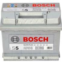 0092S50060 Аккумулятор 63Ah-12v BOSCH (S5006) (242x175x190),L,EN610