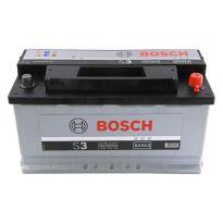 0092S30130 Аккумулятор 90Ah-12v BOSCH (S3013) (353x175x190),R,EN720