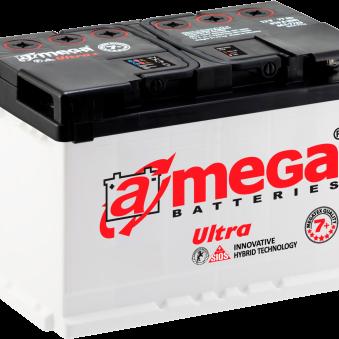 A-MEGA Ultra (М7) 6СТ-62-А3 EN610. Фото 1