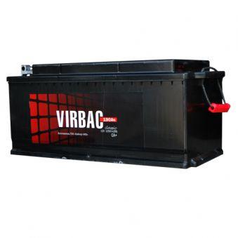 VIRBAC CLASSIC (М2) 6СТ-190-А3 TRUCK EN950. Фото 1