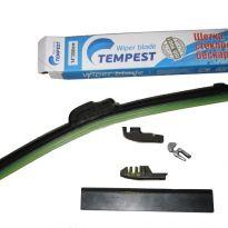 Tempest TPS-12FL Щетка стеклоочистителя бескаркасная 12/300мм (с адаптерами)