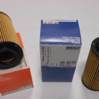 OX153D3 Фильтр масляный двигателя MB SPRINTER I (901), VITO (638), C (W202) 97- (пр-во KNECHT-MAHLE)