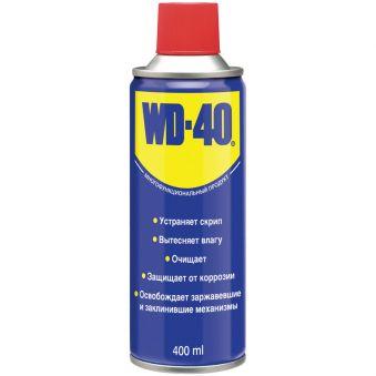 WD-40400 Смазка универсальная аэрозоль WD-40 400мл. Фото 1