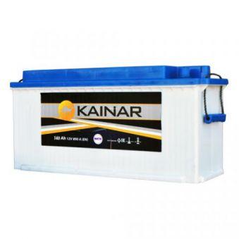 140 821 3 120 ЧЧ Аккумулятор 140Ah-12v KAINAR Standart+ (513x182x240),полярность обратная (3),EN920. Фото 1