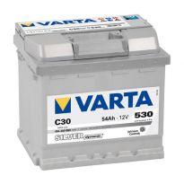 554 400 053 Аккумулятор 54Ah-12v VARTA SD(C30) (207x175x190),R,EN530