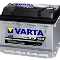 556 400 048 Аккумулятор 56Ah-12v VARTA BLD(C14) (242х175х190),R,EN480