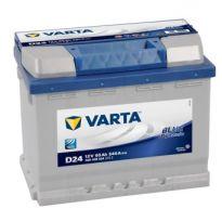 560 408 054 Аккумулятор 60Ah-12v VARTA BD(D24) (242х175х190),R,EN540