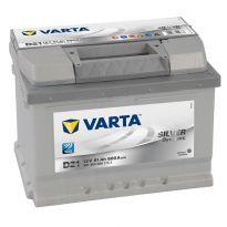 561 400 060 Аккумулятор 61Ah-12v VARTA SD(D21) (242x175x175),R,EN600