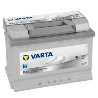 577 400 078 Аккумулятор 77Ah-12v VARTA SD(E44) (278х175х190),R,EN780. Фото 1