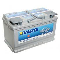 Аккумулятор 80Ah-12v VARTA Start-Stop Plus AGM (315х175х190),R,EN800