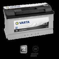 590 122 072 Аккумулятор 90Ah-12v VARTA BLD(F6) (353х175х190),R,EN720