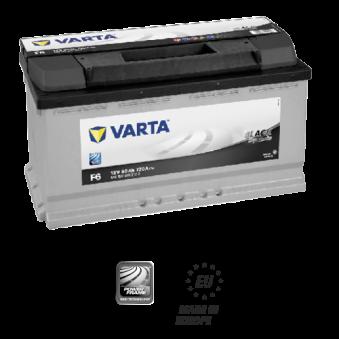 590 122 072 Аккумулятор 90Ah-12v VARTA BLD(F6) (353х175х190),R,EN720. Фото 1